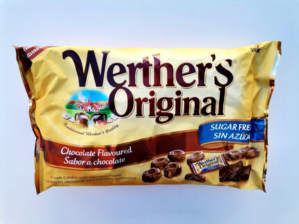 WERTHERS CHOCOLATE