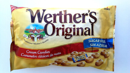 WERTHERS ORIGINAL SIN AZUCAR